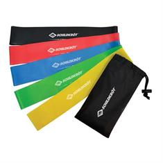 Piri Mini Resistance Band Set van 5