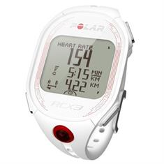 Polar RCX 3 GPS Hartslagmeter Wit