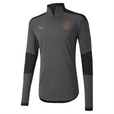 Puma Manchester City 1/4 Zip Top 2020/2021
