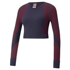 Puma Seamless Fitted Longsleeve Shirt