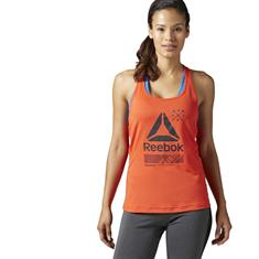 Reebok Ac Graphic Tank