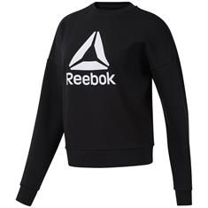 Reebok Work Out Big Logo Sweater