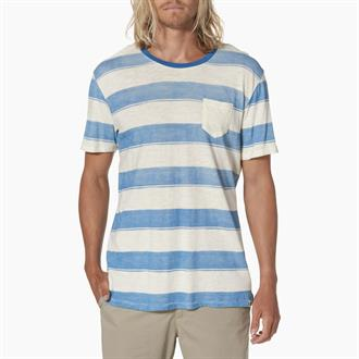 Reef Stripe It Crew Shirt