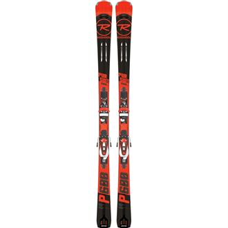 Rossignol Pursuit 600 Cam + NX 12 Konect B80