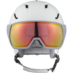 Salomon Icon2 Visor Photo Ski Helm
