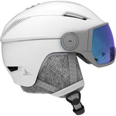 Salomon Icon2 Visor Ski Helm