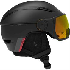 Salomon Pioneer Visor Photo Ski Helm
