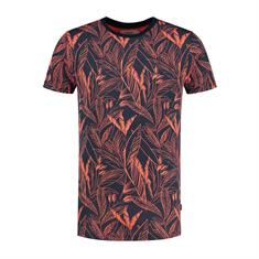 Shiwi Scratched Leaves Shirt