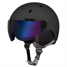 Sinner Titan Visor Ski Helm