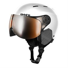 Sinner Typhoon Visor Ski Helm