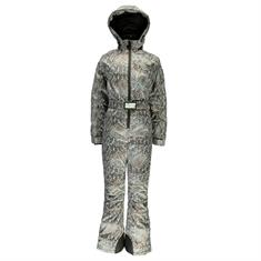 Super Rebel Natural Snake Ski Overall Junior