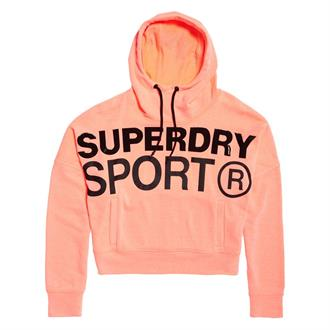 Superdry Active Batwing Hooded