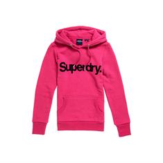 Superdry CL Flock Hooded