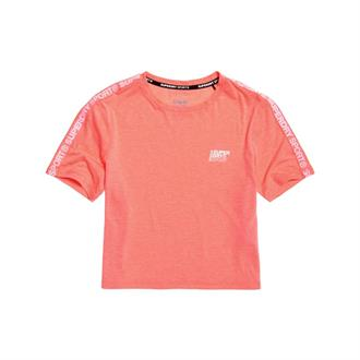 Superdry Core Crop Branded Shirt