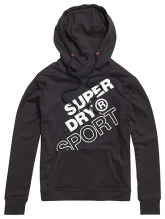 Superdry Core Graphic Hooded