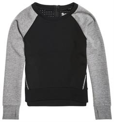 Superdry Core Gym Tech Panel Crew Sweater