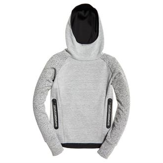 Superdry Core Gym Tech Taped Funnel Sweater