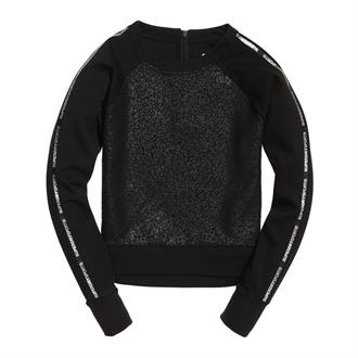 Superdry Core Gym Tech Taped Sweater