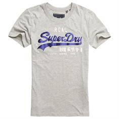 Superdry Duo Satin Entry Tee