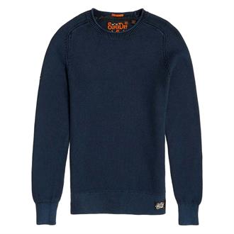 Superdry Garment Dyed L.A. Crew Pullover