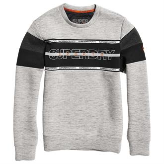 Superdry Gym Tech Cut Sweater