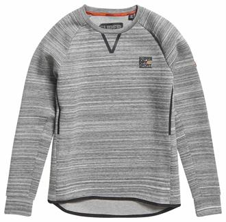 Superdry Gym Tech Stretch Crew Sweater