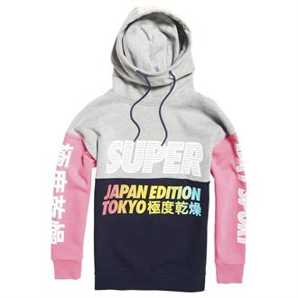 Superdry Japan Edition Hooded