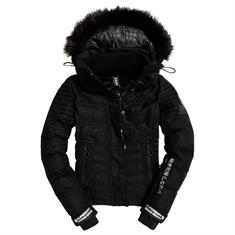 Superdry Luxe Snow Puffer Ski Jas