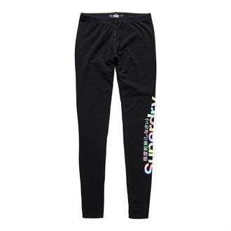 Superdry Multi Coloured Logo Legging