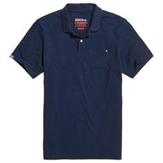 Superdry Orange Label Jersey Polo