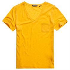 Superdry Pocket V Neck Shirt