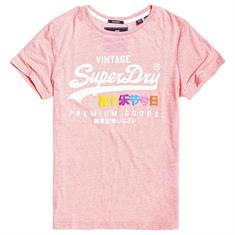 Superdry Puff Entry Tee
