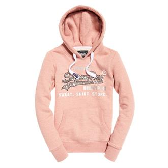 Superdry Shop Sequin Entry Hooded