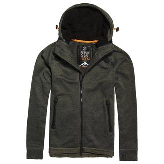 Superdry Storm Double Zip Vest