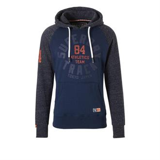 Superdry Track & Field Raglan Hooded