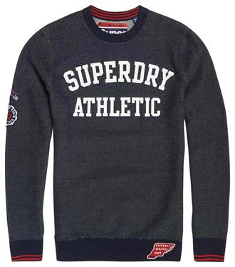 Superdry Track Squad Sweater