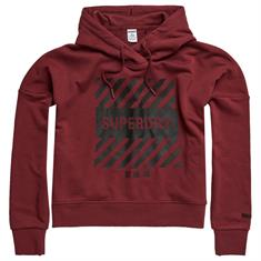 Superdry Training Core Sport Hooded