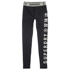 Superdry Training Elastic Legging