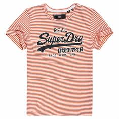 Superdry Vintage Logo Stripe Entry Shirt