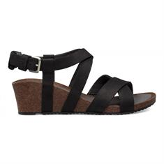 Teva W Mahonia Wedge Cross Strap