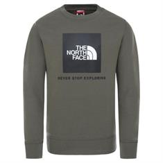 The North Face Box Crew Sweater Junior