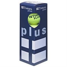 Tretorn Tennisbal 3-Pack Drukloos