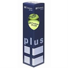 Tretorn Tennisbal 4-Pack Drukloos