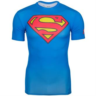 Under Armour Alter Ego Comp Shirt Superman