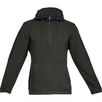 Under Armour Threadborne Fleece 1/2 Zip Hooded