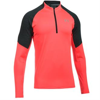 Under Armour Threadborne Run Half Zip Longsleeve Shirt