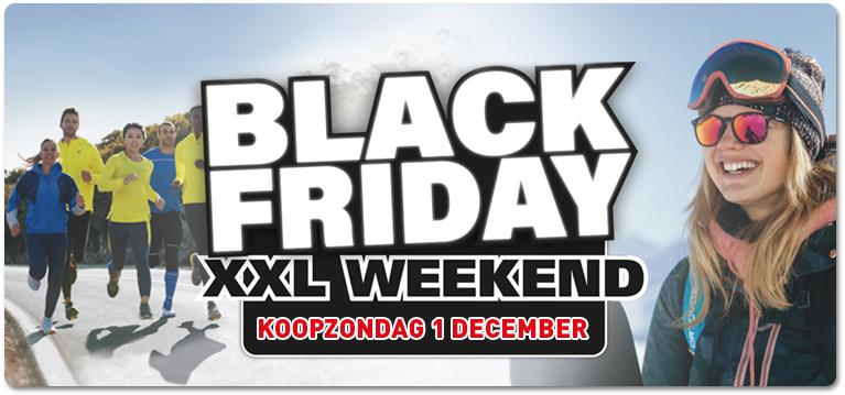XXL Black Friday Weekend Nieuws Over ons Intersport